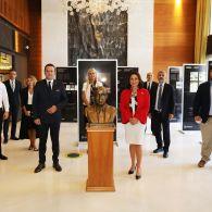 Dedeman Yönetimi '' Kartal'ın Yolculuğu'' Sergisi ile Trabzon'da